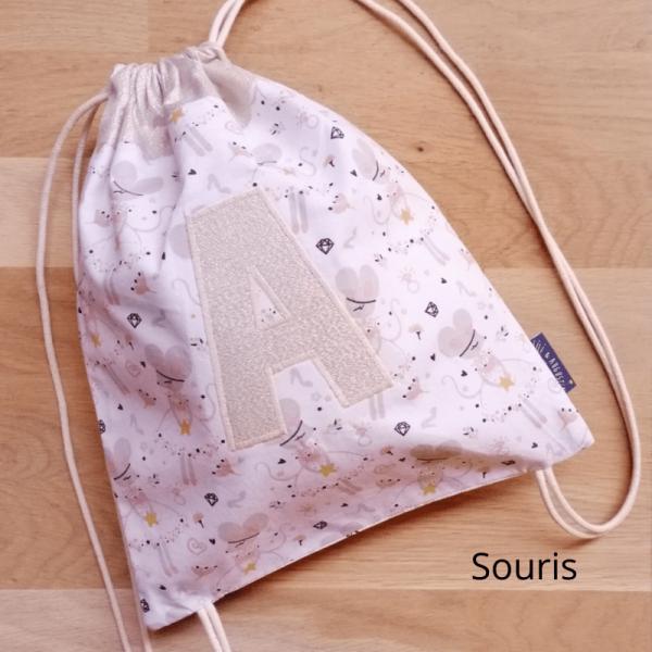 Offrez ce sac à dos personnalisé pour aller à la crèche ou à l'école